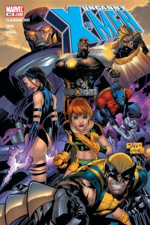 Uncanny X-Men #469
