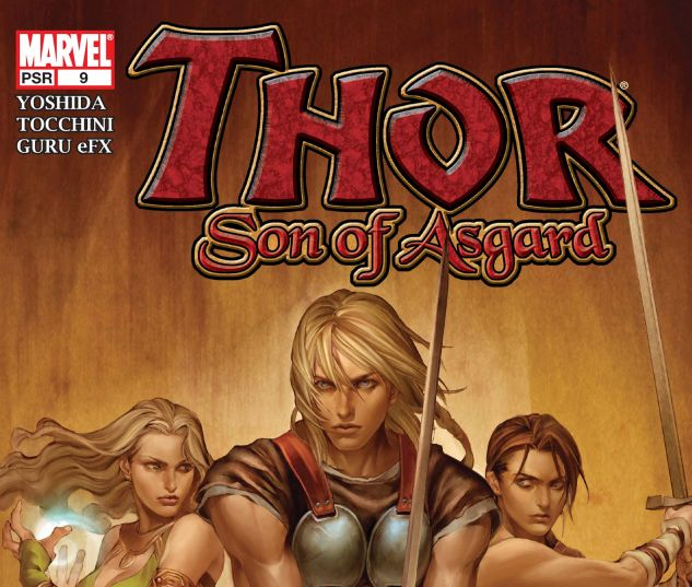 THOR: SON OF ASGARD (2004) #9