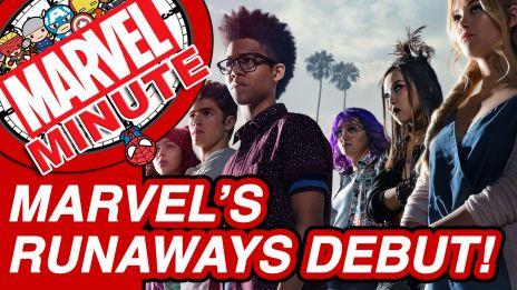 Marvel Minute 11/20