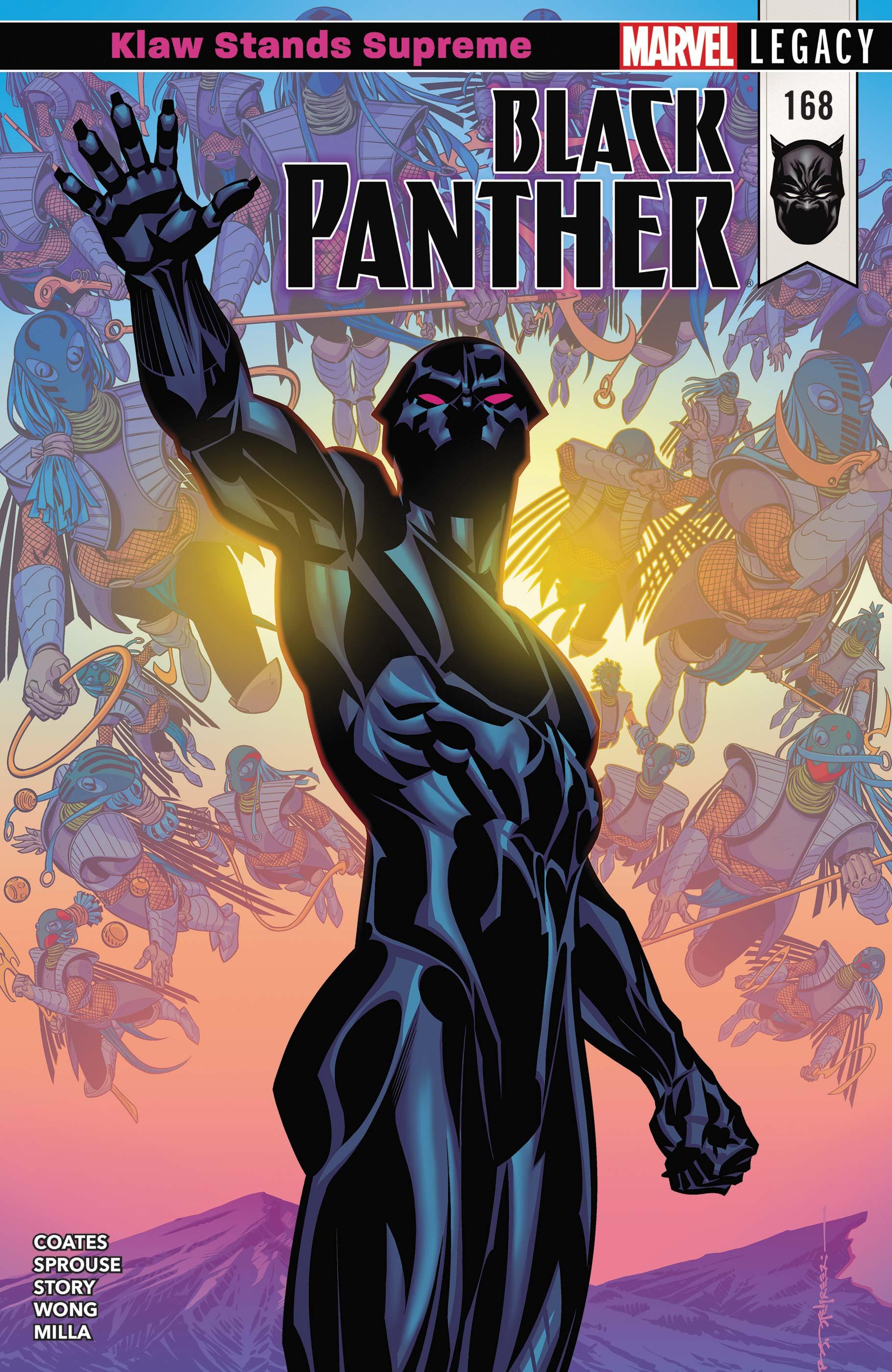 Black Panther (2016) #168