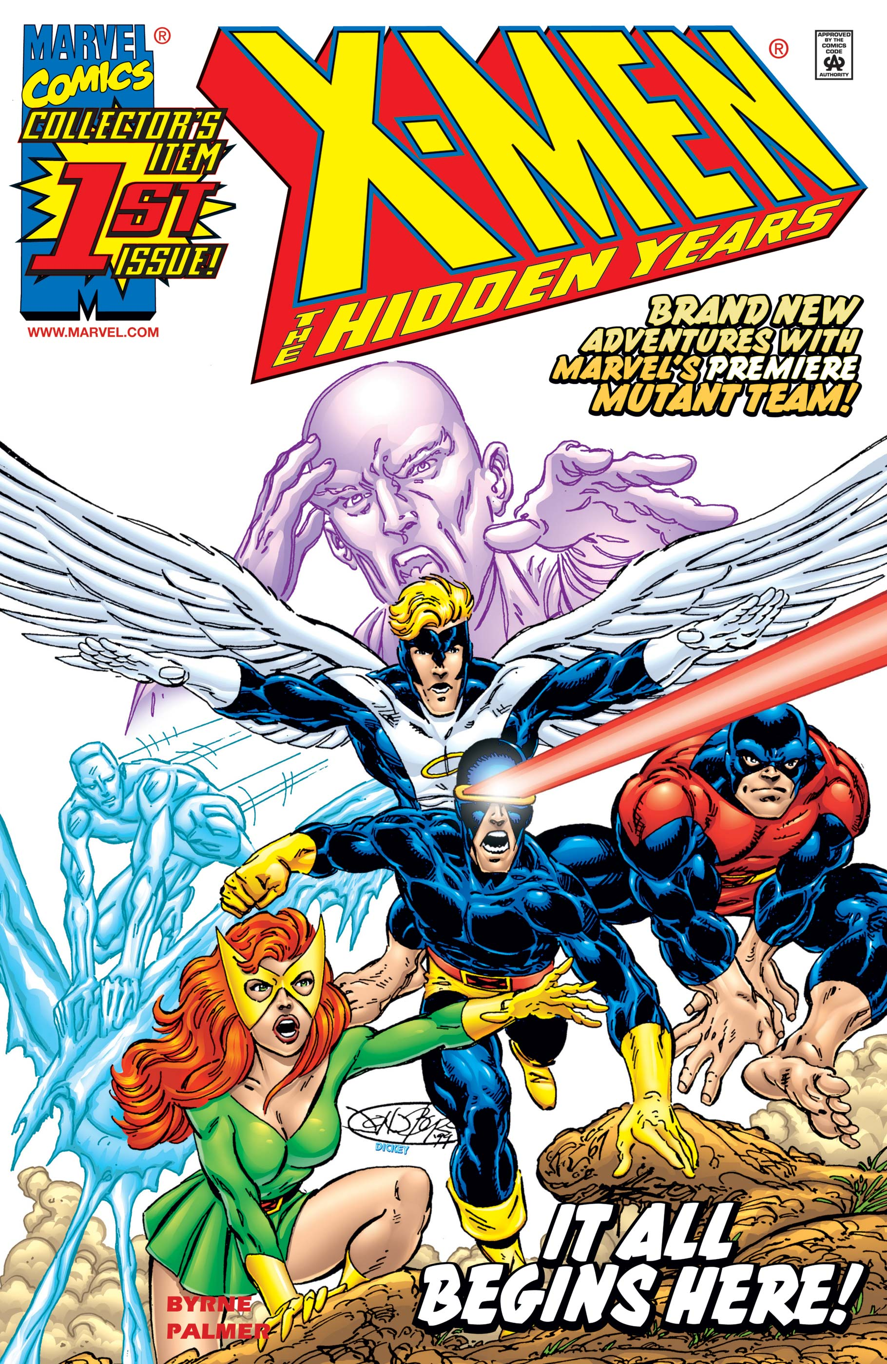 X-Men: The Hidden Years (1999) #1