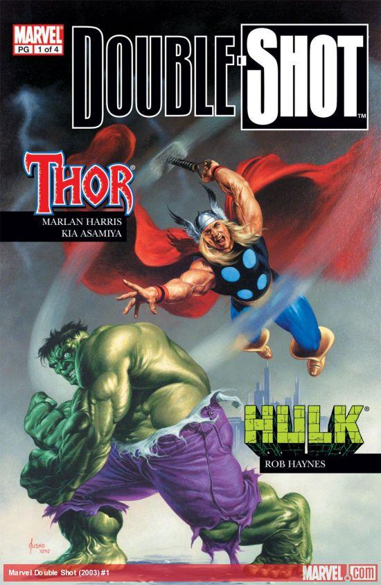 Marvel Double Shot (2003) #1