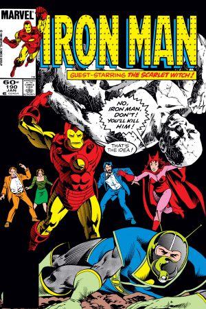 Iron Man #190