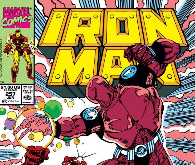 Iron Man (1968) #257