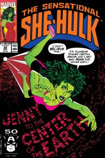 Sensational She-Hulk (1989) #32