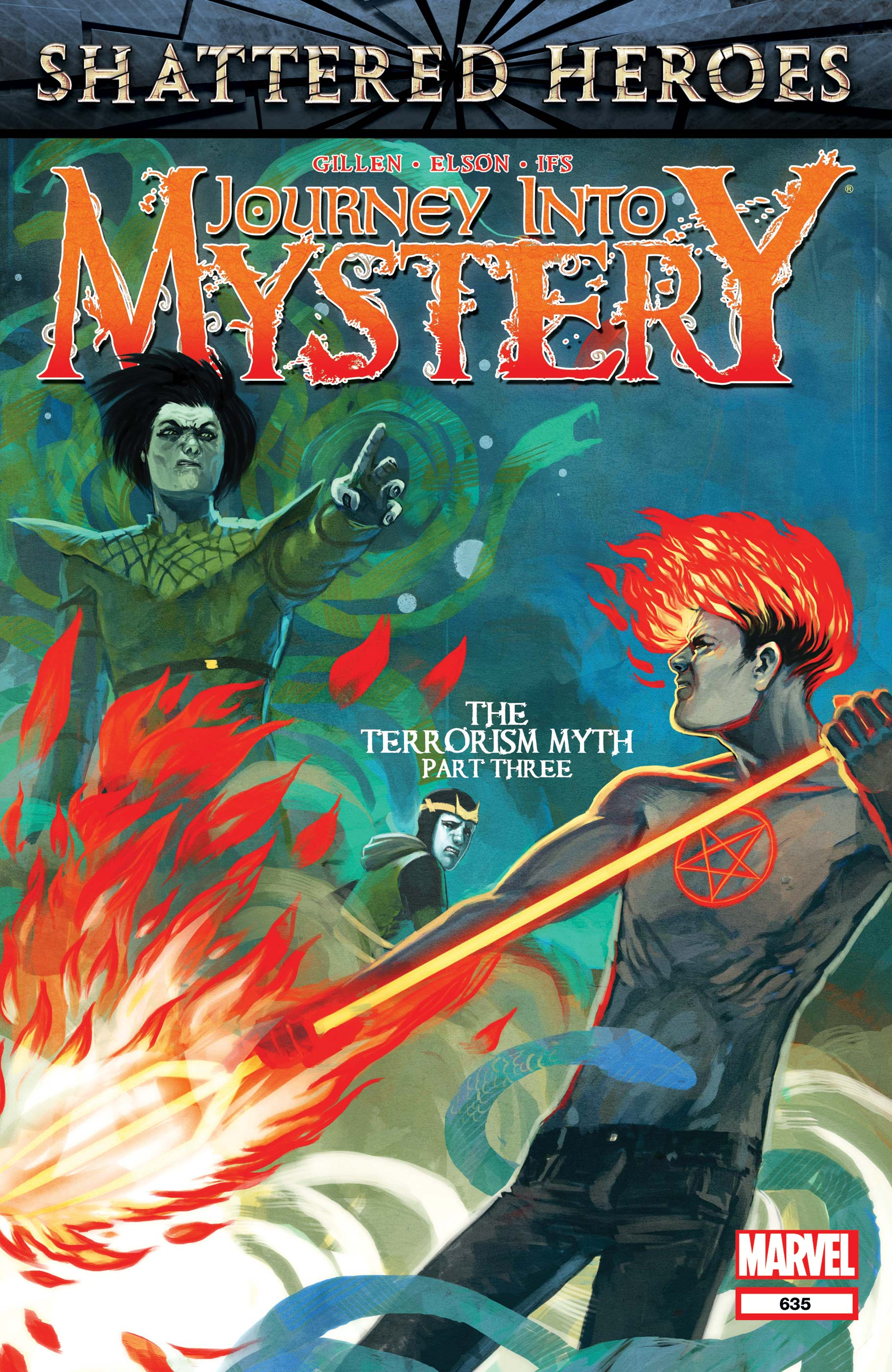 Journey Into Mystery (2011) #635