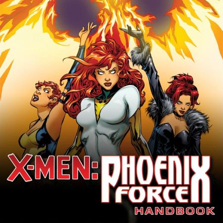 X-Men: Phoenix Force Handbook (2010)