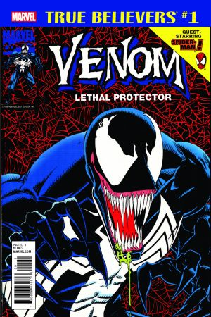 True Believers: Venom - Lethal Protector (2018) #1