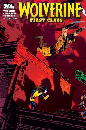 Wolverine: First Class (2008) #7