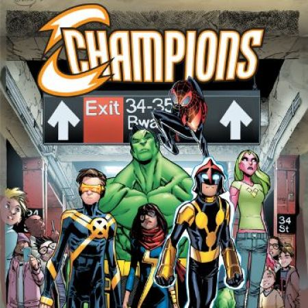 Champions (2016 - 2019)