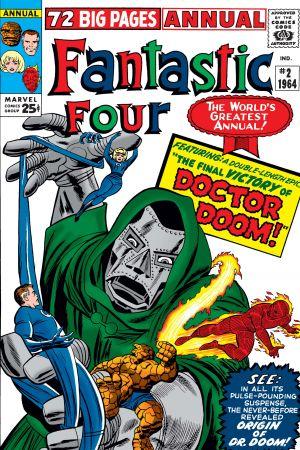 Fantastic Four Annual (1963) #2
