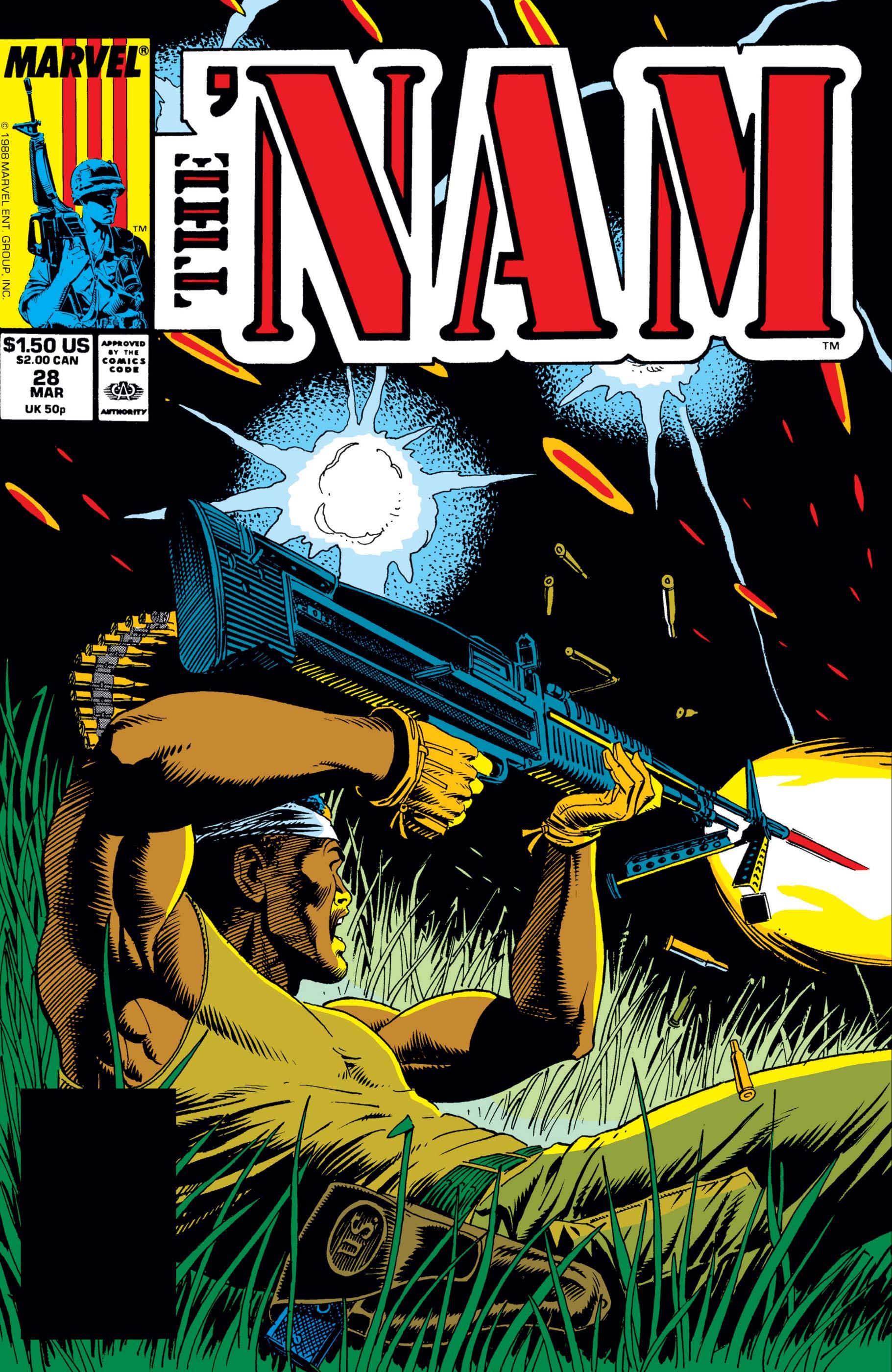 The 'NAM (1986) #28