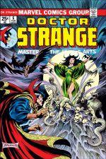 Doctor Strange (1974) #6 cover