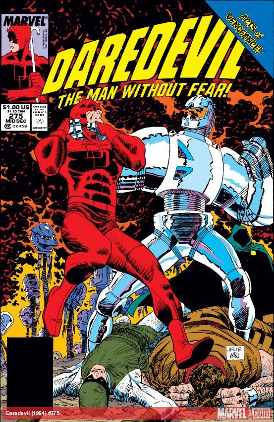 Daredevil (1964) #275
