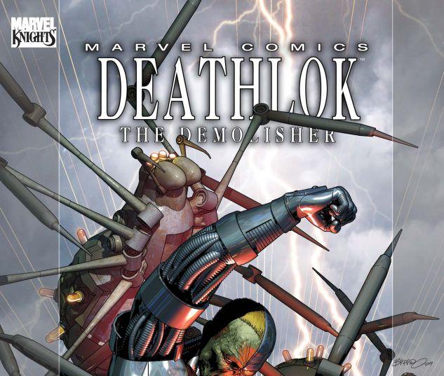DEATHLOK (2009) #5