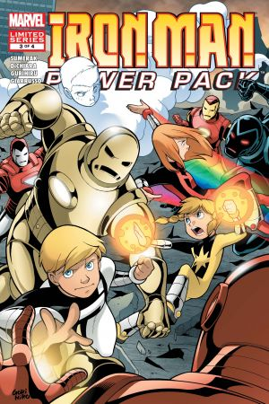Iron Man and Power Pack #3