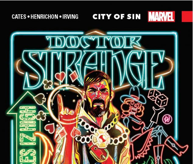 DOCTOR STRANGE VOL. 7: CITY OF SIN TPB (2018) #7