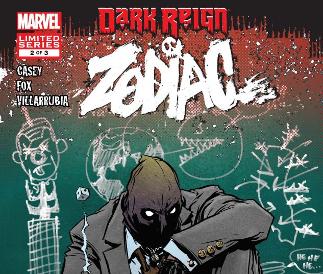 Dark Reign: Zodiac (2009) #2