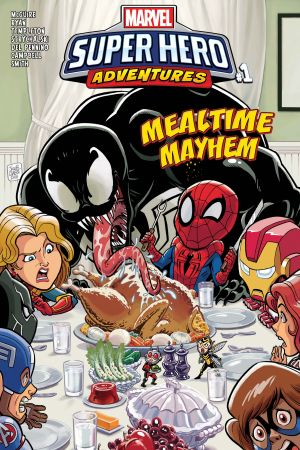 Marvel Super Hero Adventures: Captain Marvel - Mealtime Mayhem #1