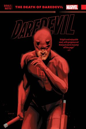 Daredevil: Back in Black Vol. 8 - The Death of Daredevil (Trade Paperback)