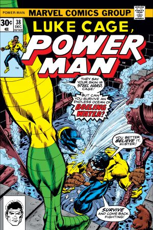 Power Man (1974) #38