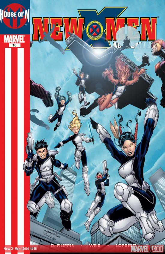 New X-Men (2004) #16