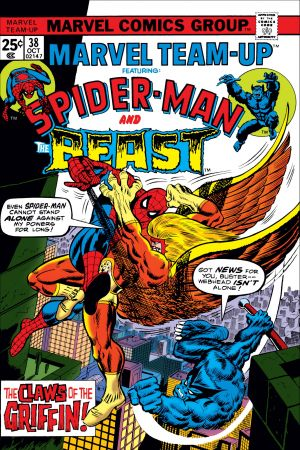 Marvel Team-Up (1972) #38