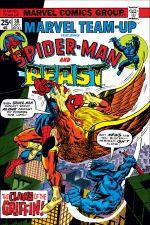Marvel Team-Up (1972) #38 cover