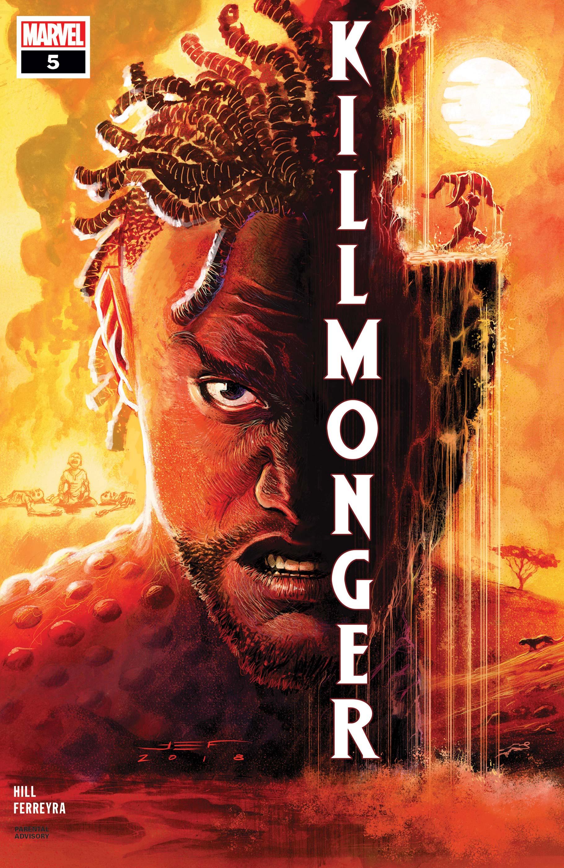 Killmonger (2018) #5