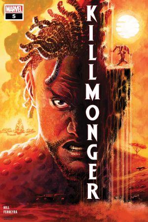 Killmonger #5