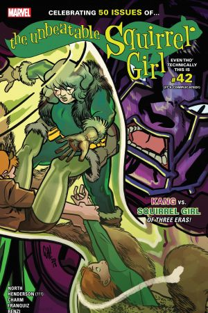 The Unbeatable Squirrel Girl (2015) #42