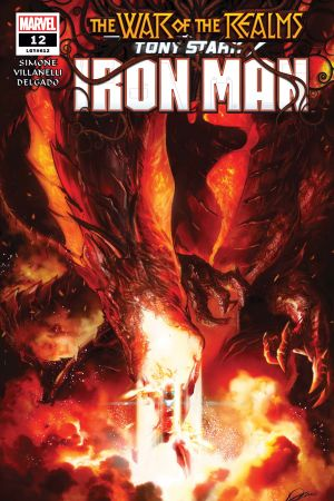 Tony Stark: Iron Man #12