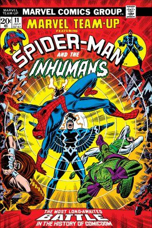Marvel Team-Up (1972) #11