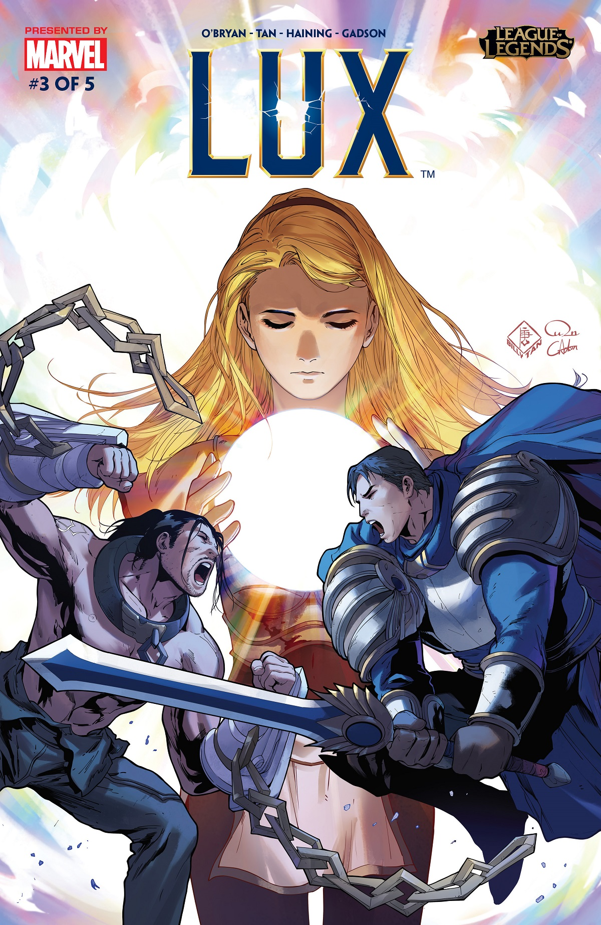 League of Legends: Lux (2019) #3