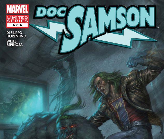 DOC SAMSON (2006) #5