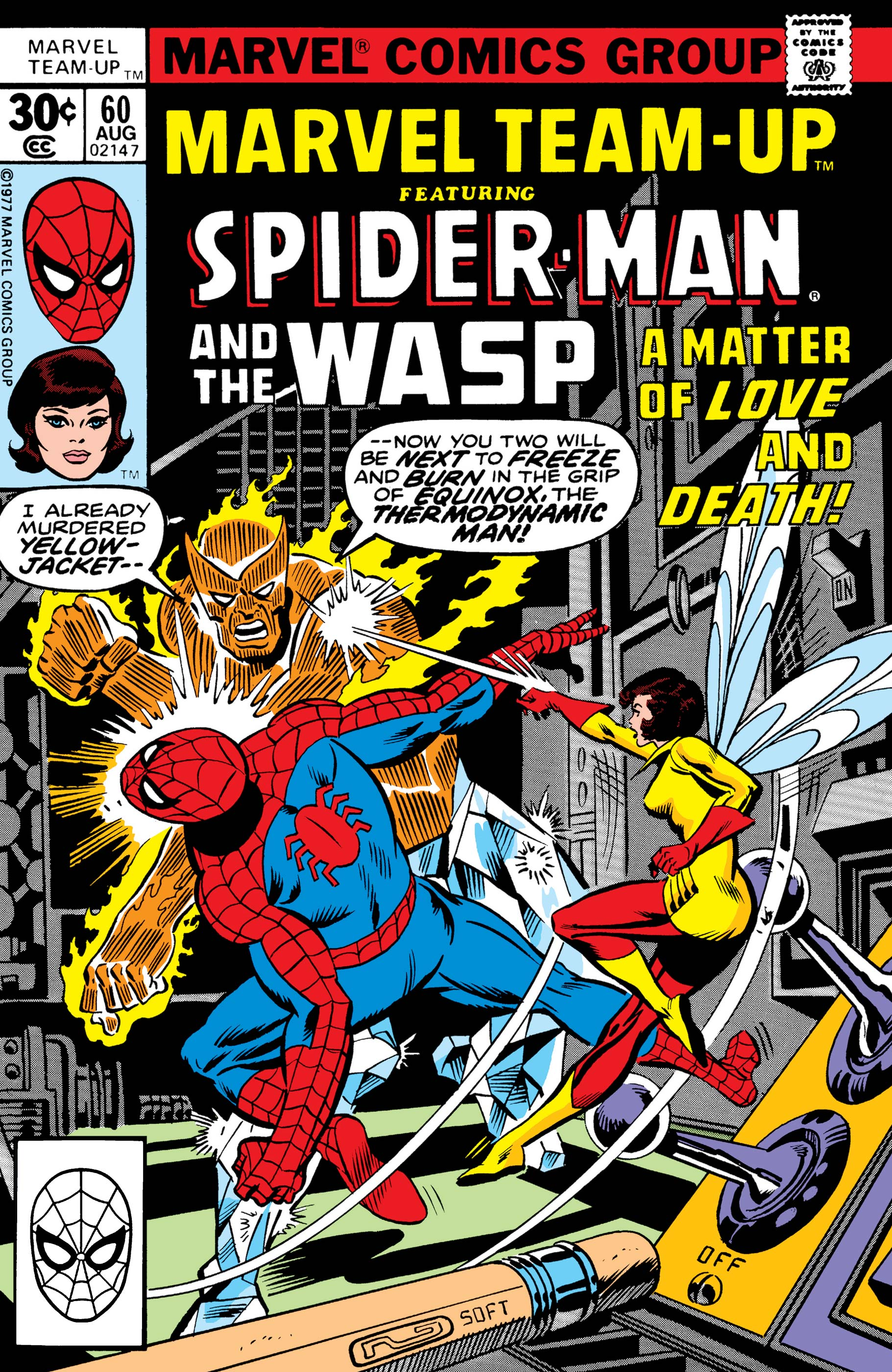 Marvel Team-Up (1972) #60