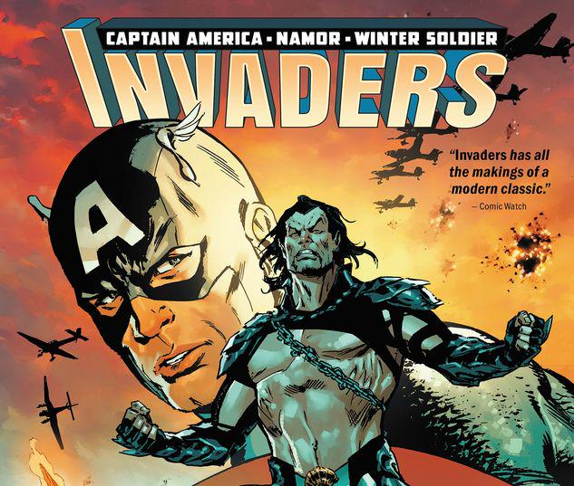 INVADERS VOL. 1: WAR GHOSTS TPB #1