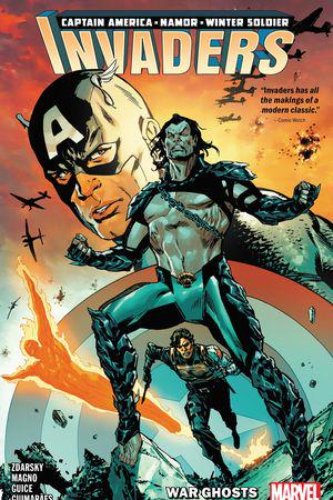 Invaders Vol. 1: War Ghosts (Trade Paperback)