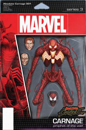 Absolute Carnage #1  (Variant)