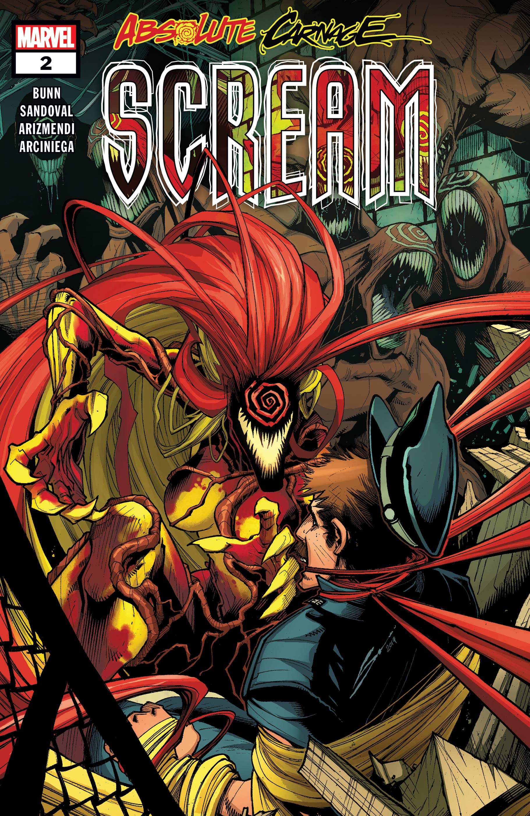 Absolute Carnage: Scream (2019) #2