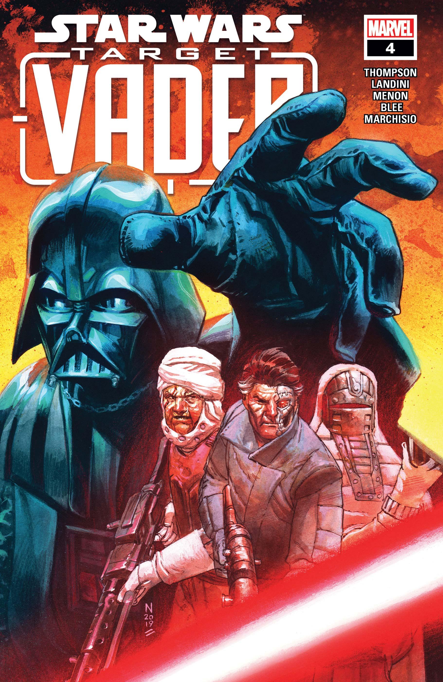 Star Wars: Target Vader (2019) #4