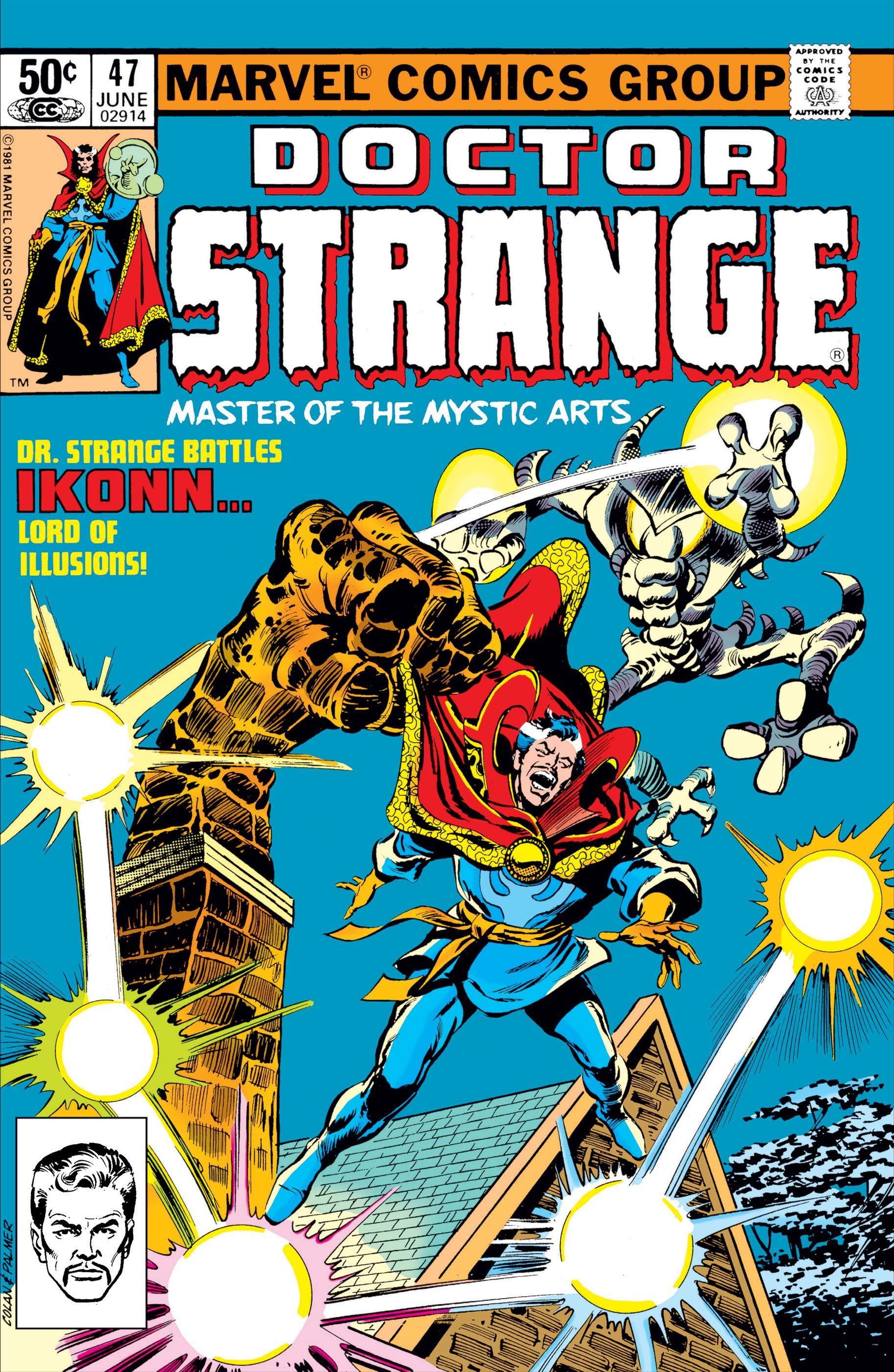 Doctor Strange (1974) #47