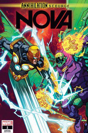 Annihilation - Scourge: Nova (2019) #1 (Variant)