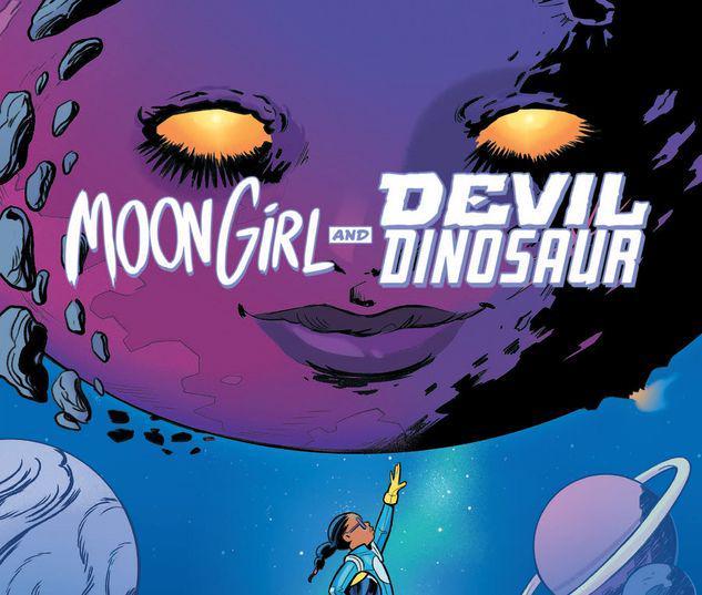 MOON GIRL AND DEVIL DINOSAUR: FULL MOON GN-TPB #2