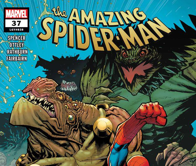 The Amazing Spider-Man #37