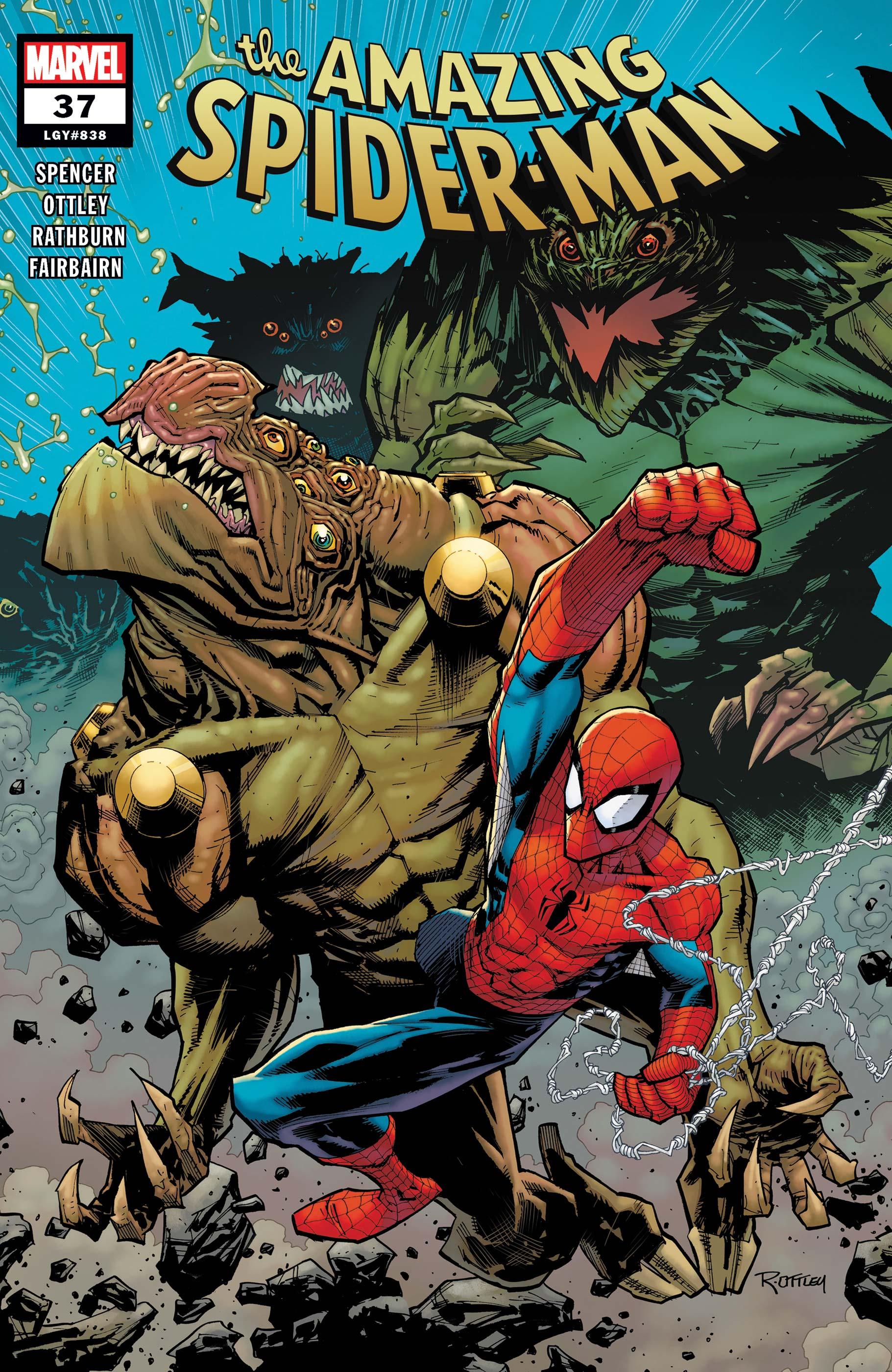 The Amazing Spider-Man (2018) #37