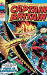 Captain Britain #30