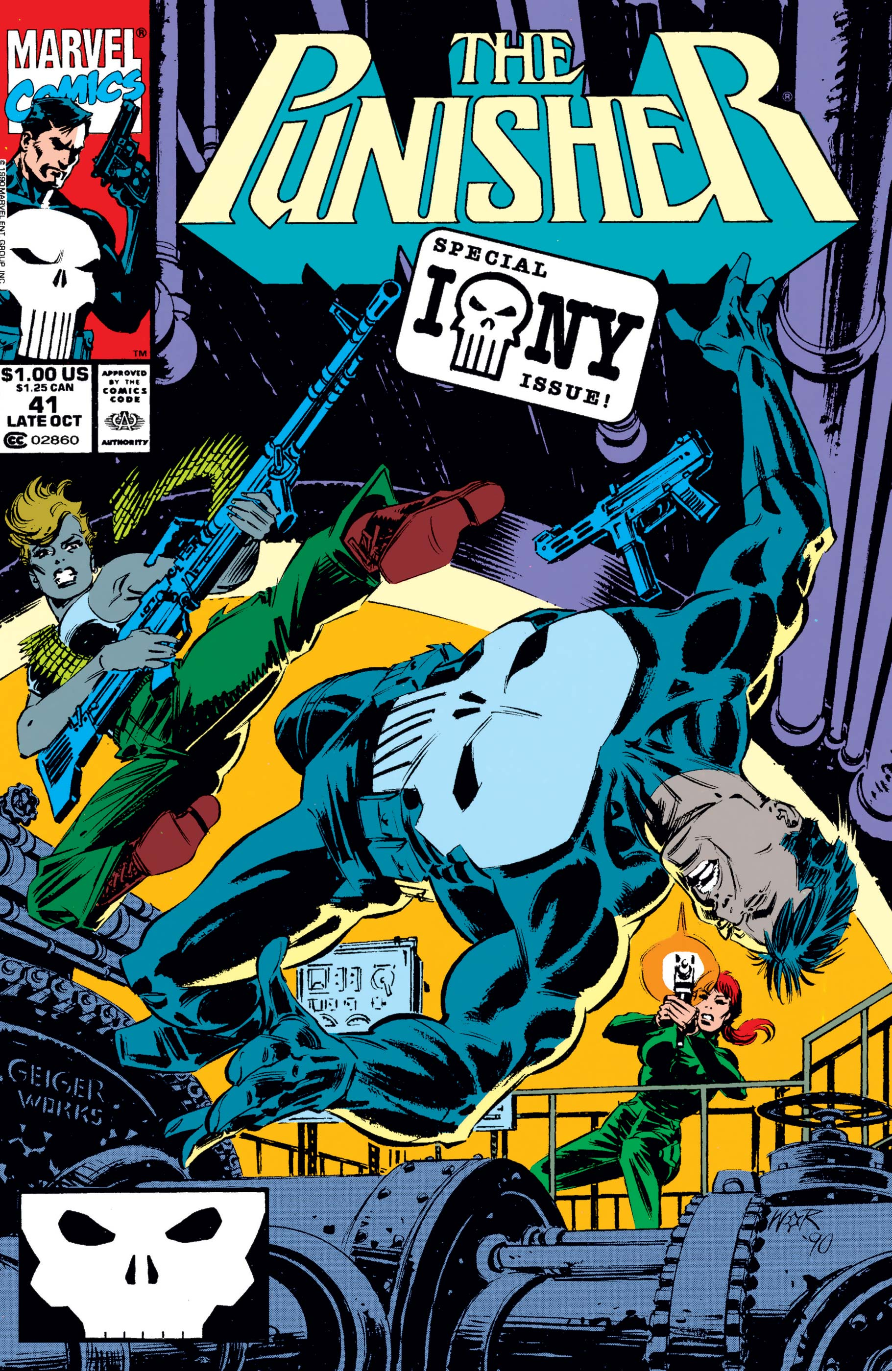 The Punisher (1987) #41