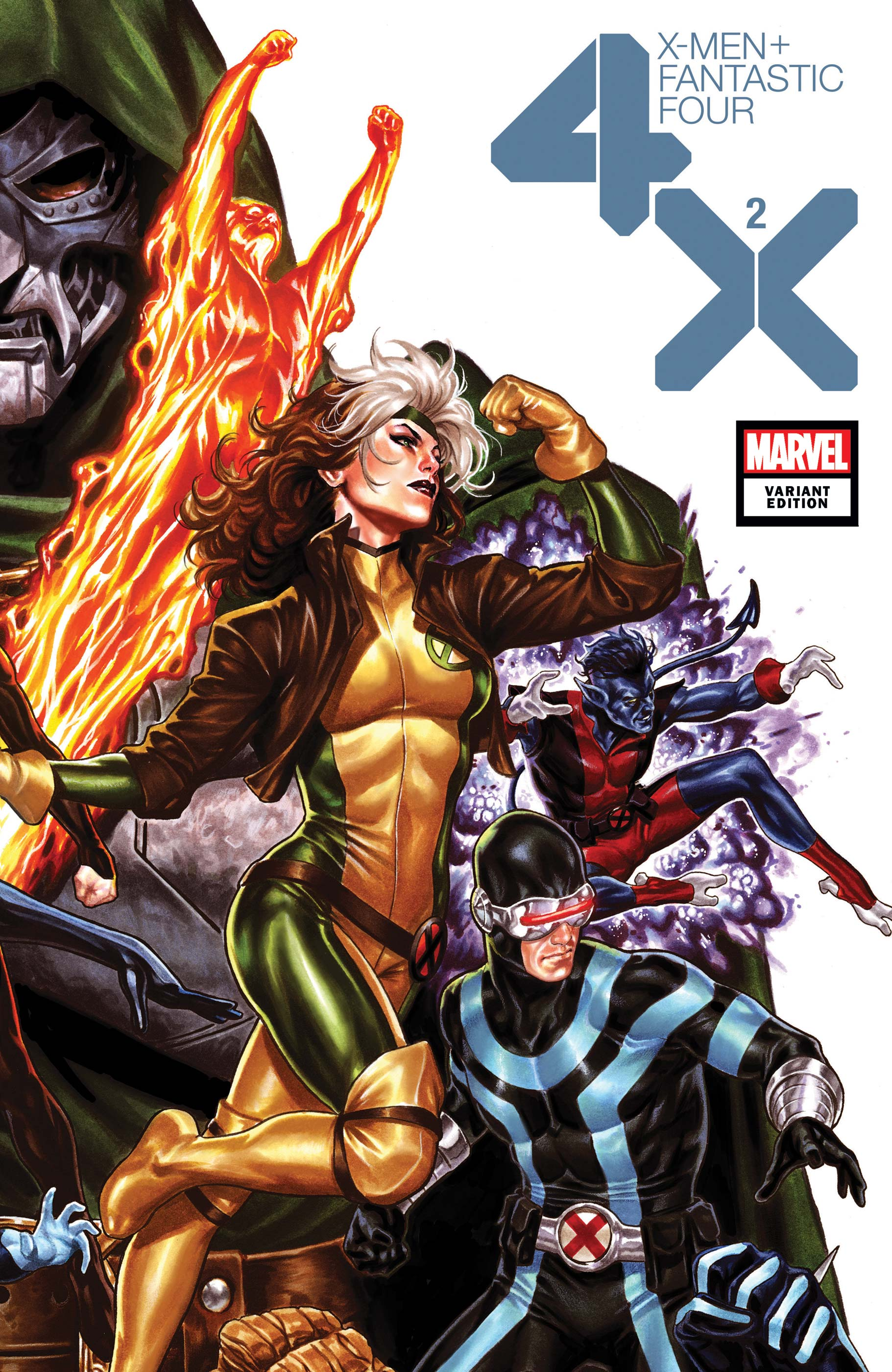 X-Men/Fantastic Four (2020) #2 (Variant)