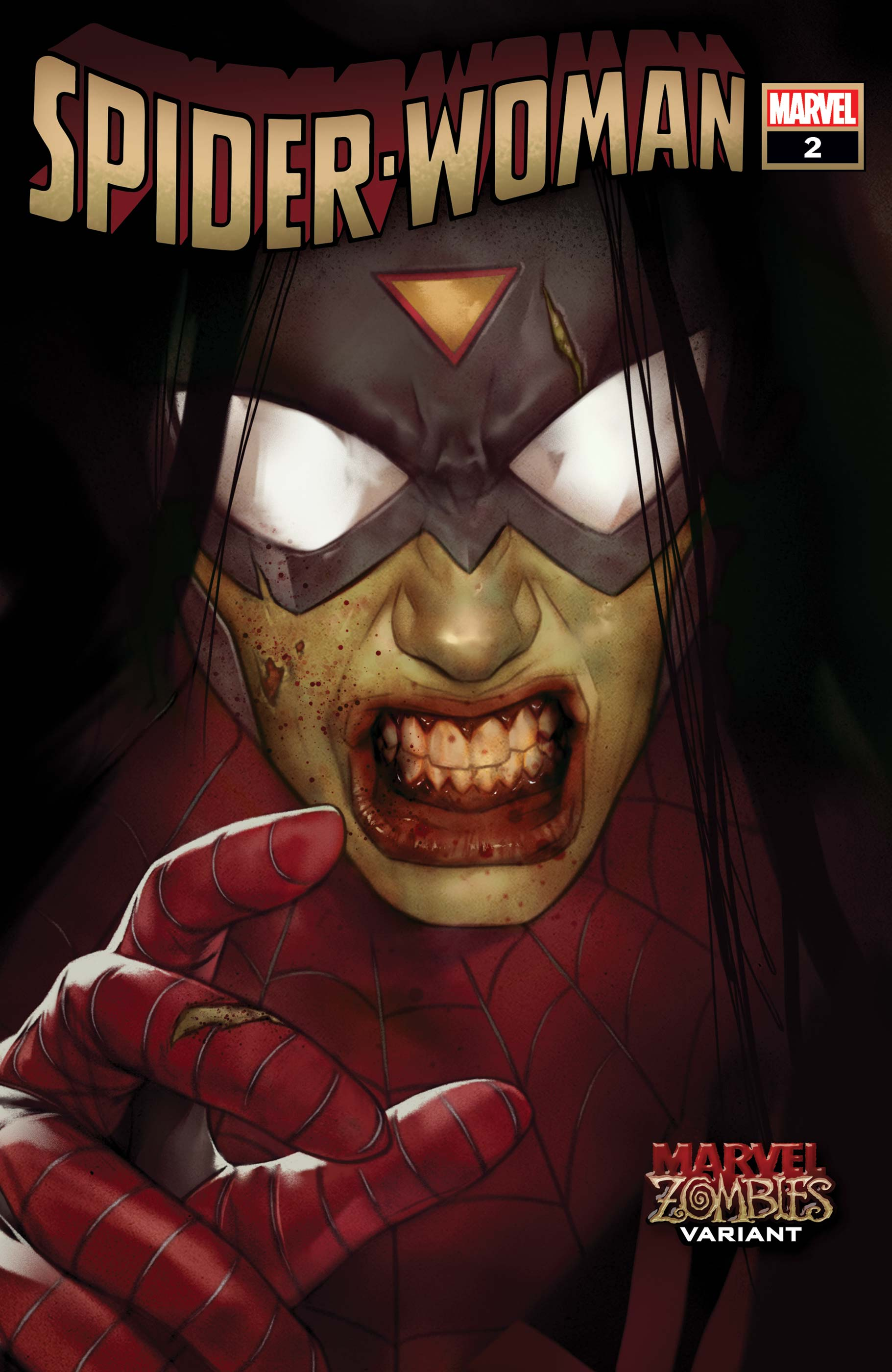 Spider-Woman (2020) #2 (Variant)